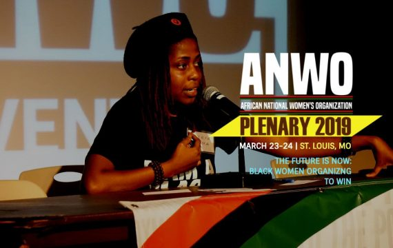 2019 ANWO National Plenary