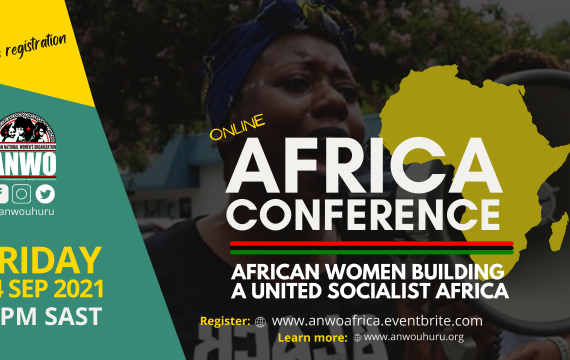 ANWO Africa Conference: African Women Building a United Socialist Africa